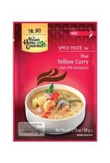 AHG Kruidenpasta Thaise gele curry AHG 50g