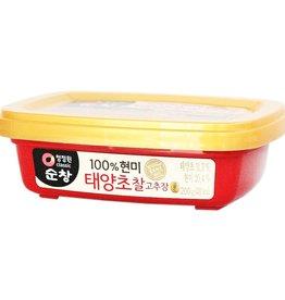CJW Hot Pepper Bean Paste (Gochujang) 200g