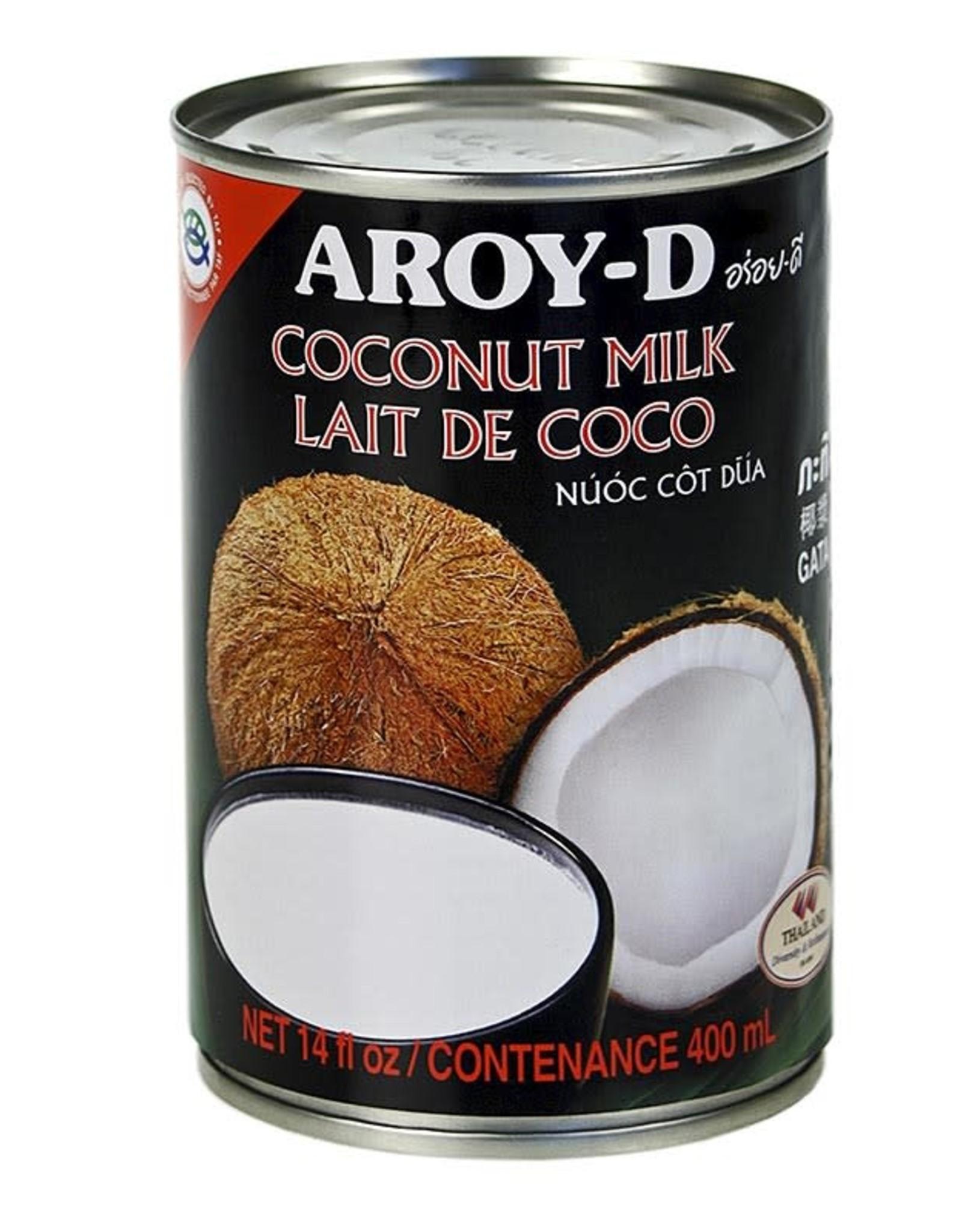 Aroy-D Aroy-D kokosmelk 17% Vet 400ml