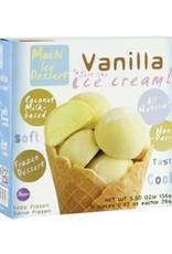 Bouno IJsdessert mochi vanille BUONO 156g