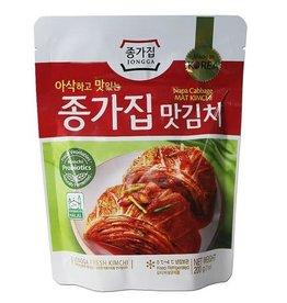 JONGGA KR CHONGGA Mat Kimchi 200g