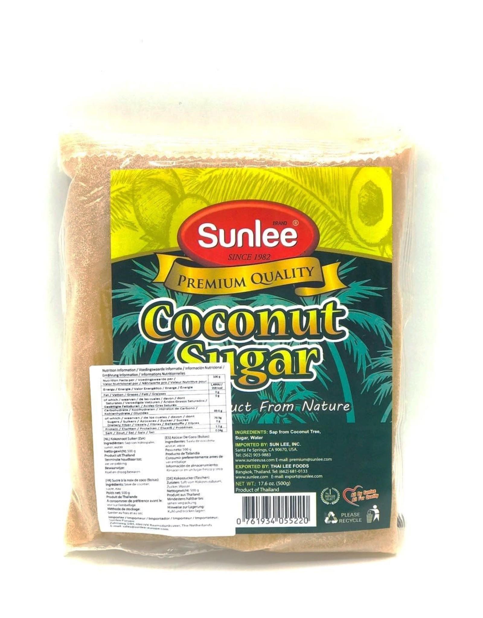 Sunlee Kokos Suikerzakje (500g)