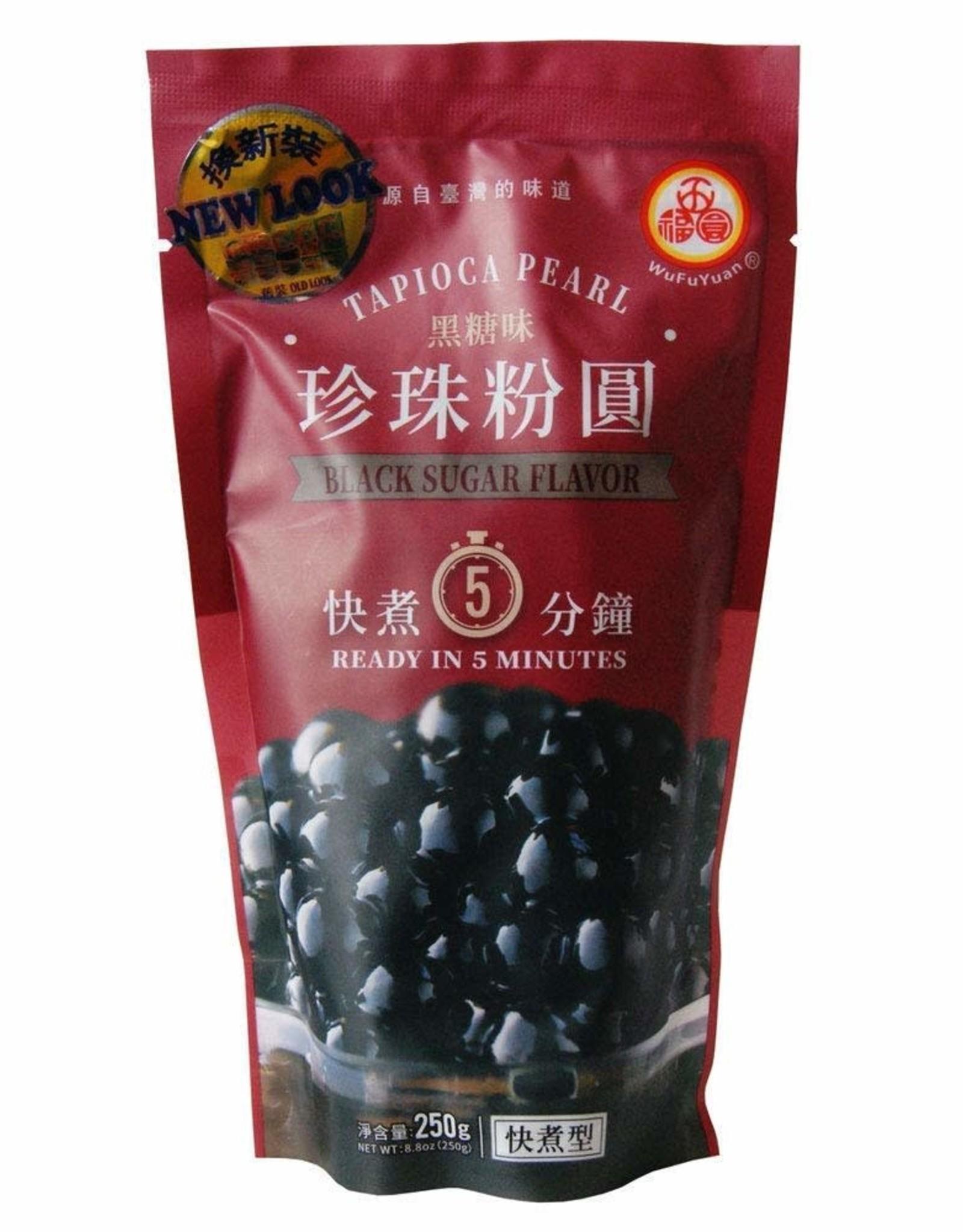 WuFuYuan Wu Fu Yuan 5min Tapioca Black 250g