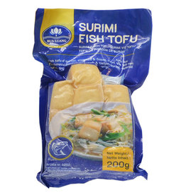 Bua Luang Bua Luang Surimi vis tofu 200g