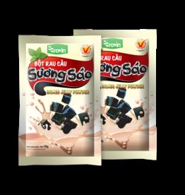 Rovin Rovin Black Grass Jelly/ Suong Sao Den 50g