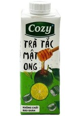 COZY Cozy Kumquat Honey Tea Drink 225ml