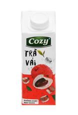 COZY Cozy Lychee Tea Drink 225ml