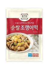 JONGGA Copy of KR NBH Rice Cake Sliced 500g