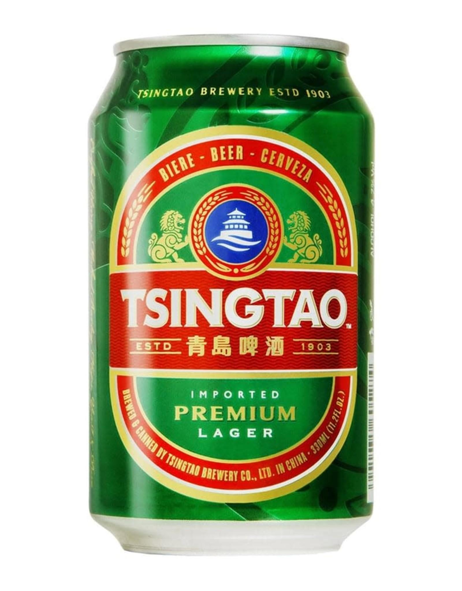Tsingtao Bier Can 330ml
