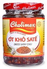 Cholimex Cholimex Dried Chili Satay Jar 150g