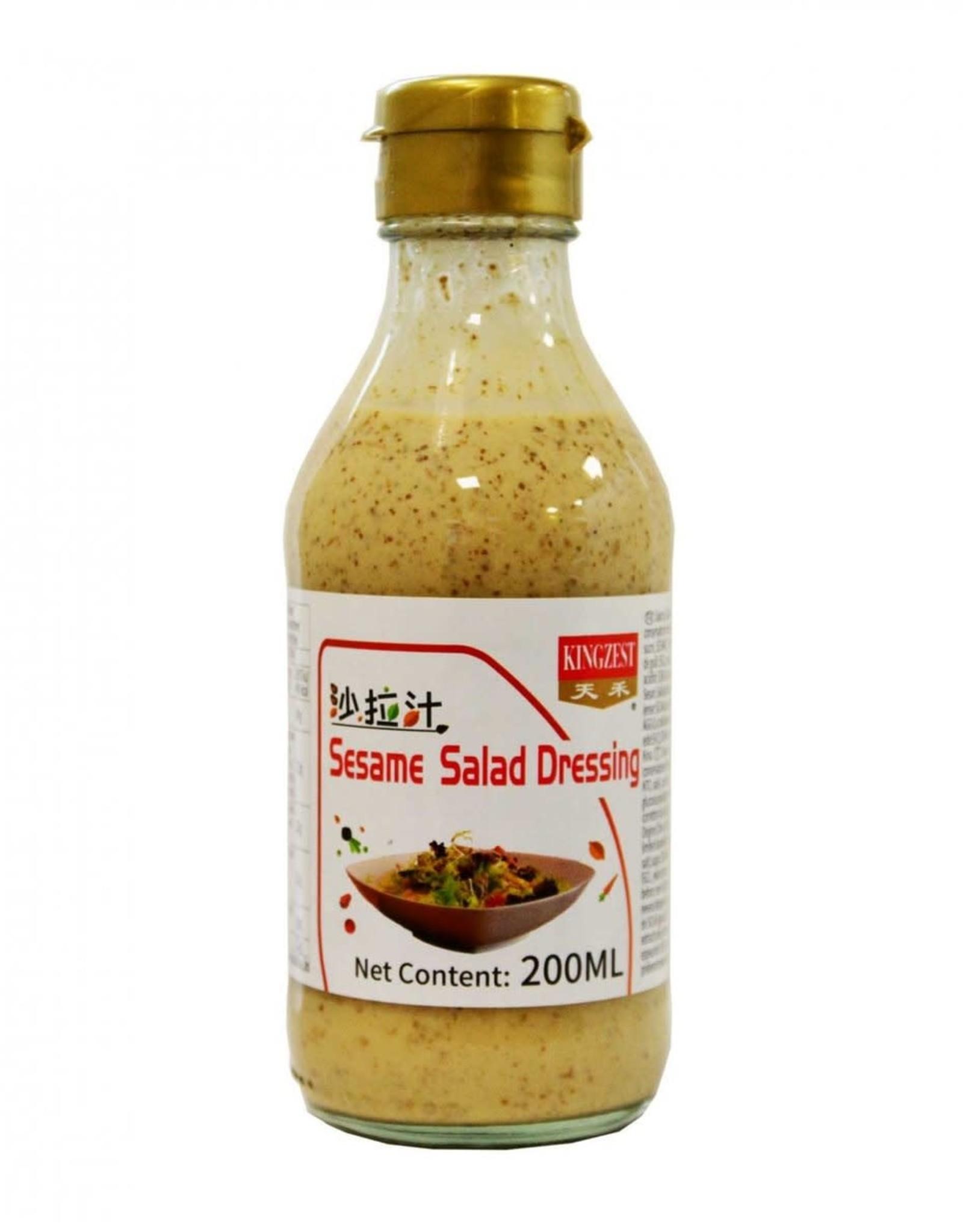 Kingzest Sesam Salade Dressing 200ML KINGZEST