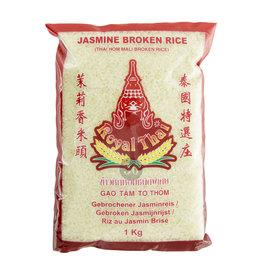 Royal Thai Gebroken Jasmijn Rijst 1kg Royal Thai