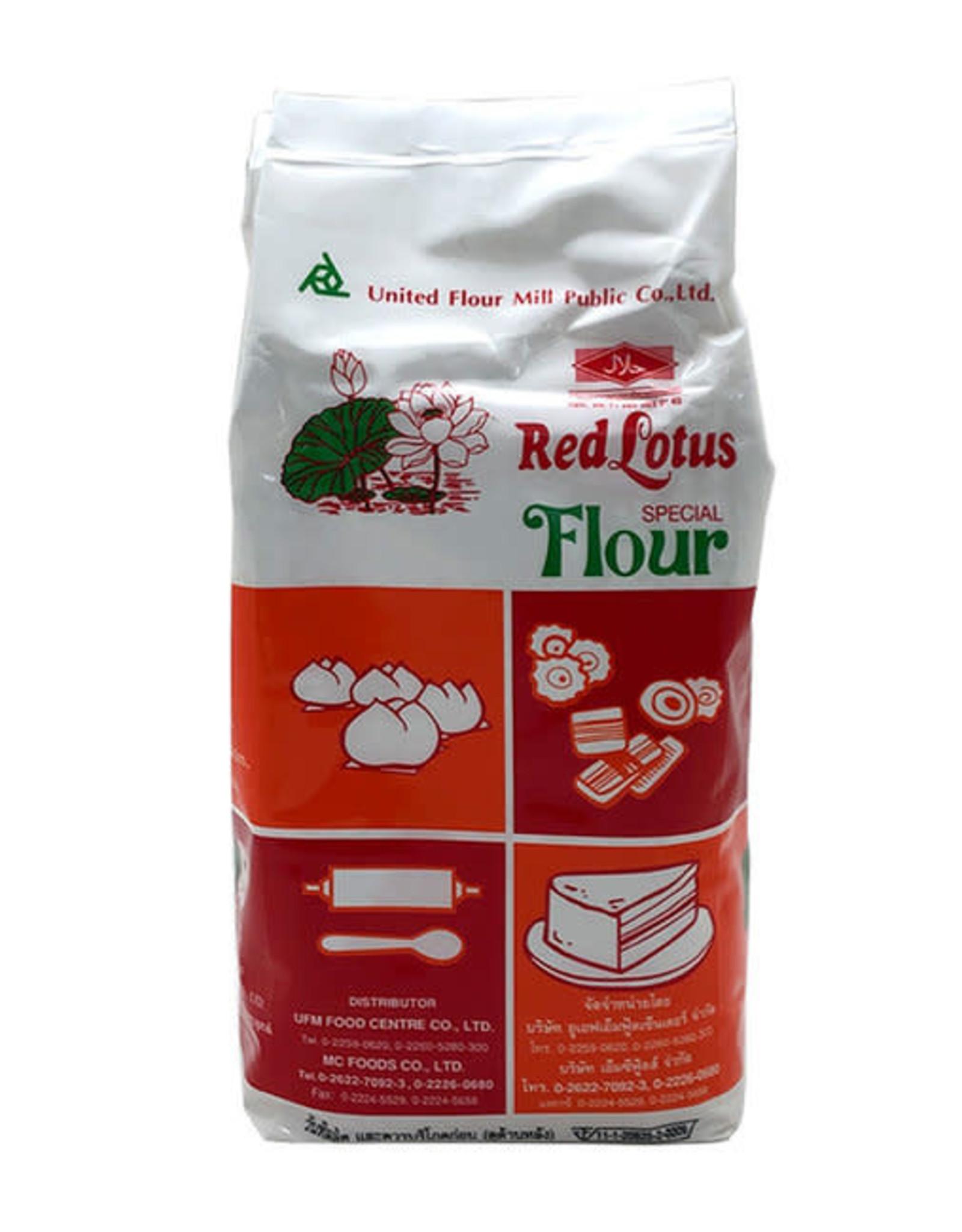 Red Lotus Tarwemeel 1kg Red Lotus