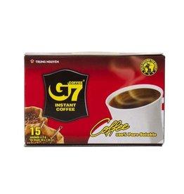 TN Inst Coffee G7 Pure Black-15sachetx2g