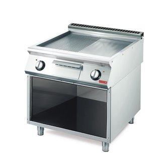 Gastro M 700 plus elektrische bakplaat GM70/80 FTRES