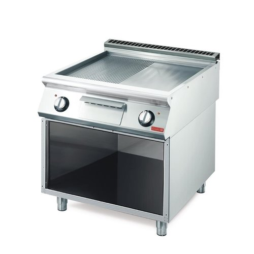 Gastro M Gastro M 700 plus elektrische bakplaat GM70/80 FTRES