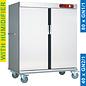 Diamond CCE40 Wagen temperatuurbehoud van de maaltijden, 40 GN 2/1
