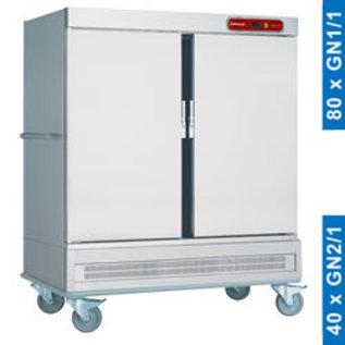 Diamond CRF40 Gekoelde wagen voor maaltijden, 40 GN 2/1
