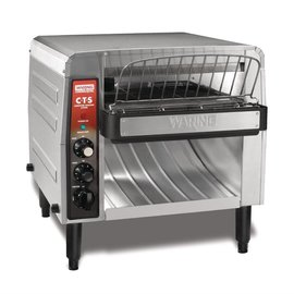 warning commercial Waring conveyor toaster CTS1000K