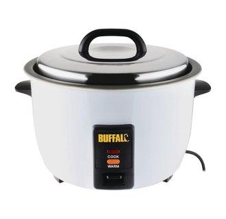 Buffalo compacte elektrische rijstkoker 4,2L