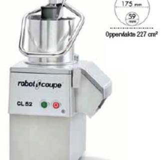 Robot Coupe Groentesnijder CL52 230V, Snelheid 375 tpm