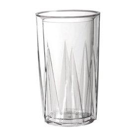 APS Flessenkoeler crystal - dubbelwandig - ø13 -5 x h23 cm