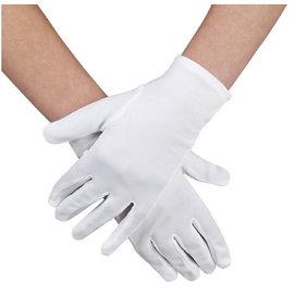 Ontsmetter.be Handschoenen wit luxe (ceremonie)