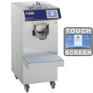 Diamond Gecombineerde pastorisator en ijsturbine 35 liter/u, luchtcondensor, VV en TOUCH SCREEN PCT/10-35AT-230/3-