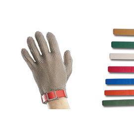 slagers handschoen M rood