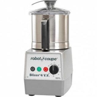 Robot Coupe Robot Coupe Blixer 4 V.V. 230V, 4,5 liter, Var. snelheid, 300-3500 tpm