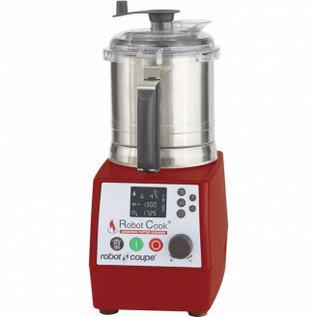 Robot Coupe Robot Coupe verwarmde keukenmachine, Robot Cook, 230V