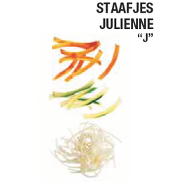 Robot Coupe Staafjes Julienne J