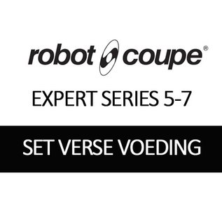 Robot Coupe VERSE VOEDING EXPERT SERIES 5-7
