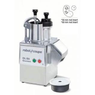 Robot Coupe Robot Coupe Groentesnijder CL50 Gourmet 230V, Snelheid 375 tpm