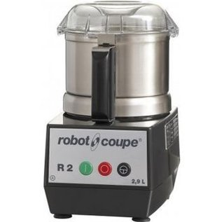 Robot Coupe Robot Coupe Cutter R2 230V, 2,9 liter, tafelmodel, Snelheid 1500 tpm