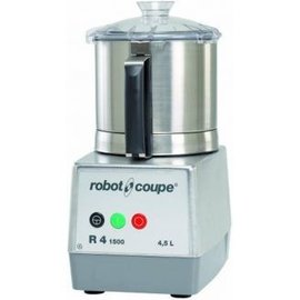 Robot Coupe Robot Coupe Cutter R4-1500 230V, 4,5 liter, Snelheid 1500 tpm