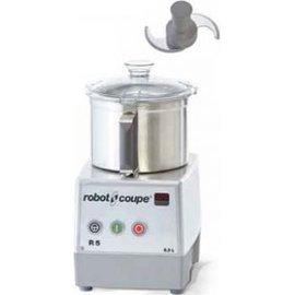 Robot Coupe Robot Coupe Cutter R5 - 2V 400V, 5,9 ltr, Var. snelheid, 1500-3000 tpm
