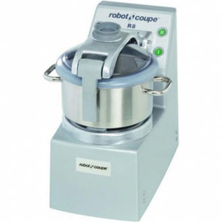 Robot Coupe Robot Coupe Cutter R 8 400V, 8 liter, 2 snelheden, 1500 & 3000 tpm