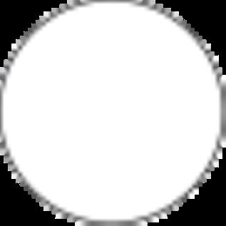 emga PATE VORM - gegoten aluminium, rond