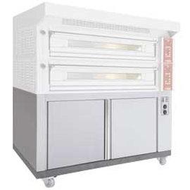 Elektrische warmkast voor ovens op wielen met bevochtiger ET6H-70