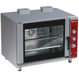 Diamond Convectie oven op gas, 5x EN(GN) automatische bevochtiger PFG-52/S