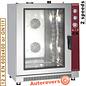 Diamond Convectie oven op gas, 12x EN(GN) automatische bevochtiger PFG-122/P