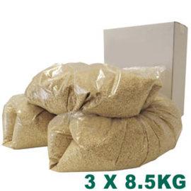 Diamond Ecologische granule (confectie van 3 x 8.5kg)