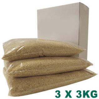 Diamond Ecologische granule (confectie van 3 x 3kg)