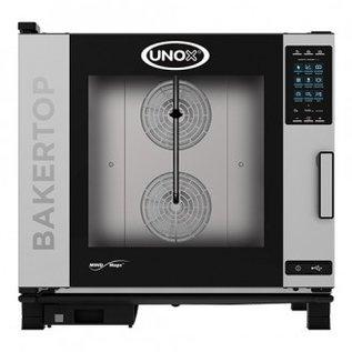unox Unox BakerTop MindMaps PLUS combisteamer - 6x 600x400