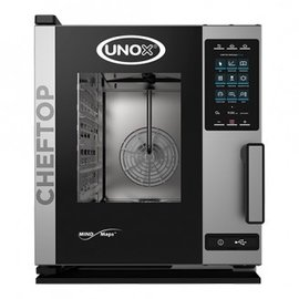 unox Unox ChefTop MindMaps PLUS combisteamer - 5x 1/1 GN COMPACT
