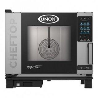 unox Unox ChefTop MindMaps PLUS combisteamer - 5x 1/1 GN
