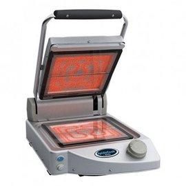 unox Unox SpidoCook keramische contactgrill - 250x250 mm, Manueel