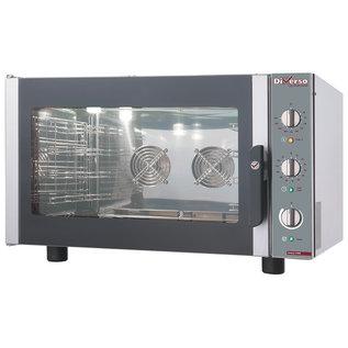 Diamond Elektrische oven stoom-convectie, 4x GN 1/1 of 600x400 mm