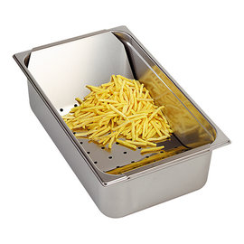 emga frites-uitschepbak (GN1/1-15cm)